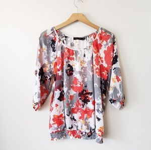 The Limited Abstract Print Blouse
